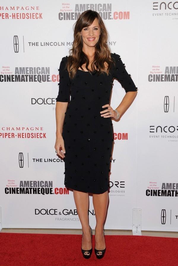 dress Jennifer Garner little black dress