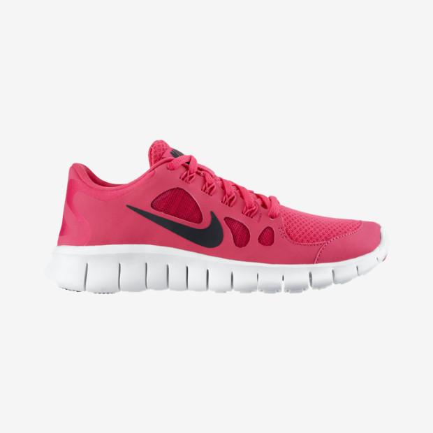 nouveau produit 0d28a 3da7f Nike Free 5.0 – Chaussure de course à pied pour Fille. Nike Store France