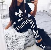Adidas Instagram Leggings Shop For Adidas Instagram Leggings On Wheretoget