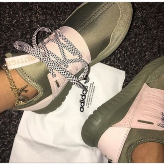 shoes adidas tubulars adidas green sneakers