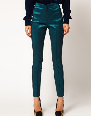ASOS | ASOS Skinny Crop Pants at ASOS