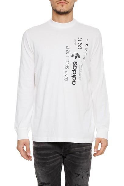 Adidas Original by Alexader Wang t-shirt shirt printed t-shirt t-shirt unisex top