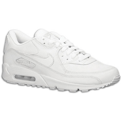 Nike W Air Max 90 Essential Running Shoes BlackWhite Gaia