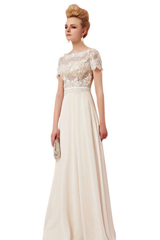 Sleeved Lace Ivory Wedding Dress    (30392) | Bridal wear, bridesmaid and red carpet dresses from Elliot Claire London