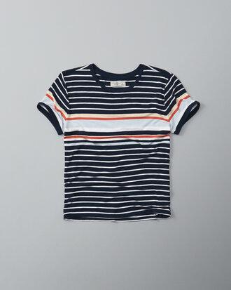 t-shirt stripes striped t-shirt