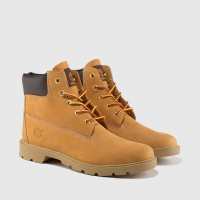 Timberland - Grade School 6 Inch Waterproof Classic Boot (Wheat)