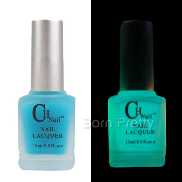 USD $4.99 15ml Fluorescent Neon Luminous Nail Art Polish varnish ...