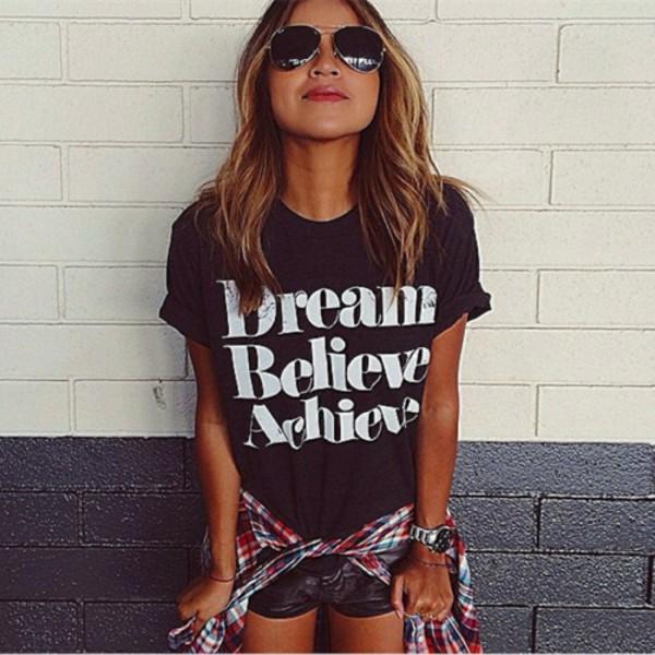 T-shirt: cool, instagram, pinterest, trendy, girly, weheartit ...