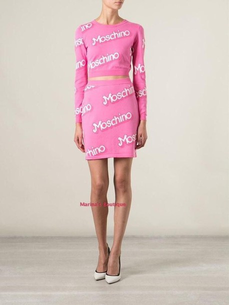 dress two-piece 2 piece skirt set