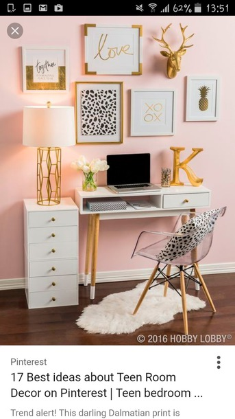 home furniture home accessory light tumblr tumblr room room bed home decor decoration cute please help me find it gold white chair desk