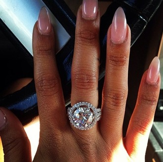 jewels ring diamonds big diamond ring