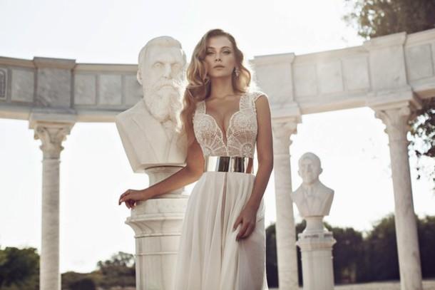 prom dress white dress gown wedding dress wedding clothes evening dress dress