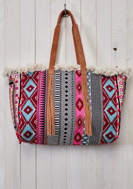 Bag Boho Boho Chic Tote Bag Tote Bag Large Bag Large