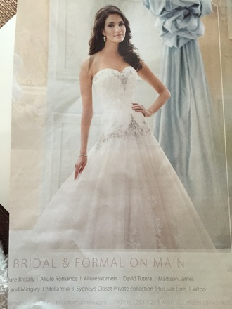 dress wedding dress sweetheart dresses