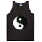 Yin yang melted tanktop - basic tees shop