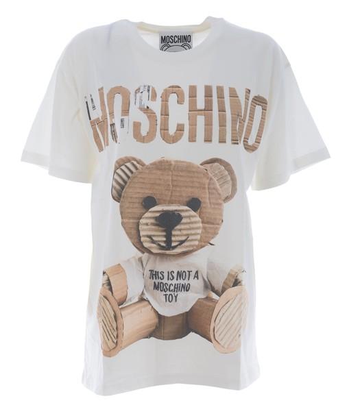 Moschino t-shirt shirt t-shirt bear top