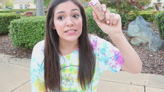 shirt tie dye bethany mota tips iloveit colorful purple blue pink yellow symbol