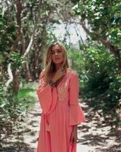 dress,pink dress