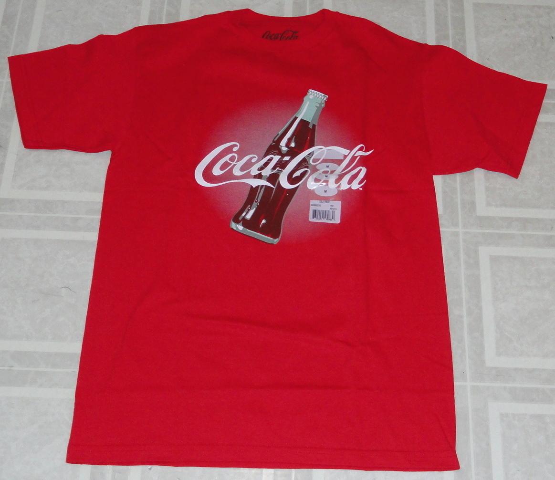 Coca cola coke bottles t