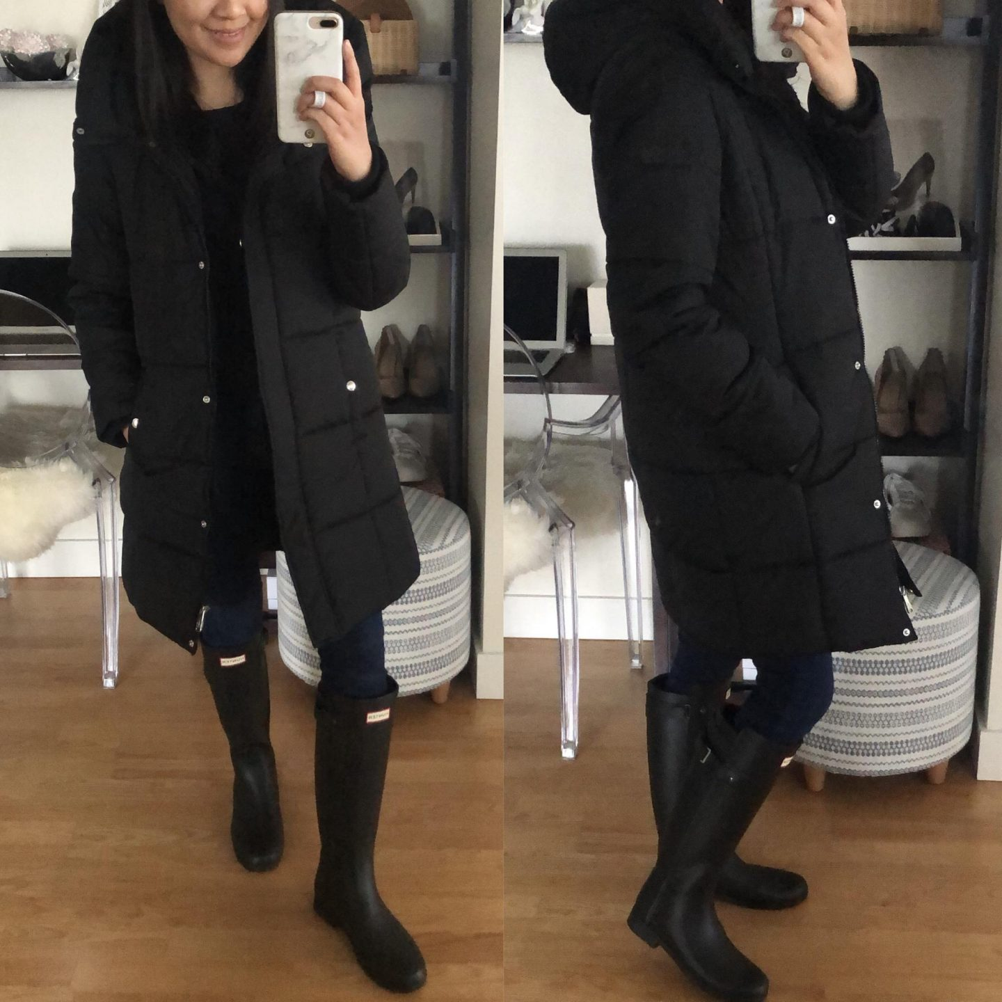 A Few Jacket Reviews   LOFT Reviews - what jess wore