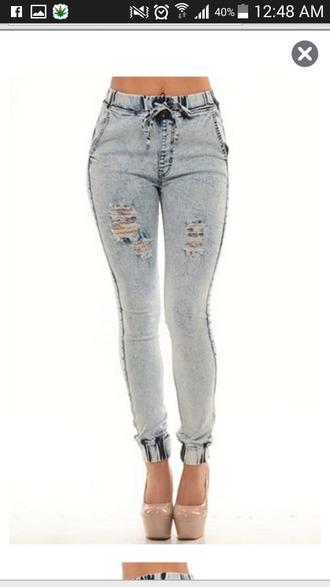 jeans blue jeans
