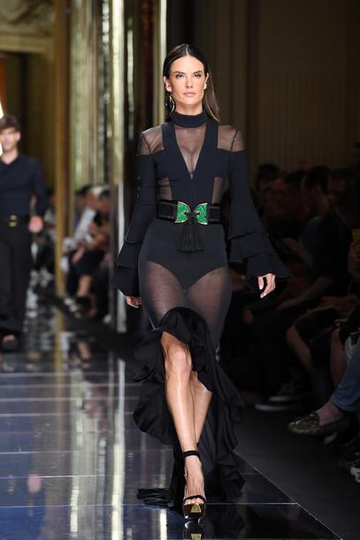 Alessandra black dress
