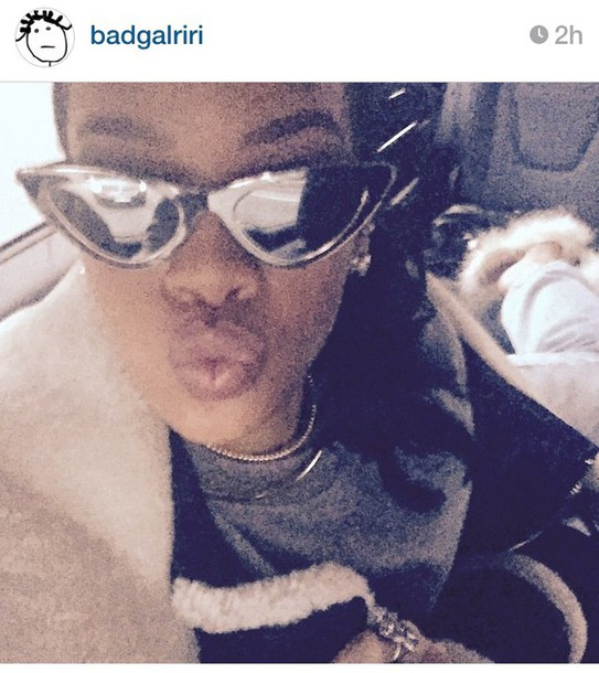 hair accessory rihanna glasses sunglasses jacket