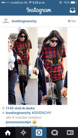 givenchy kendall kendall and kylie jenner kardashians