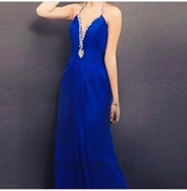 chiffon dress,evening dress,prom,prom dress blue,prom dress,debs dress,halter neck,gown,occasion wear,special occasion dress,bridesmaid,halterneck,dress,floorlength gown,a line dress,ball gown dress,fancy
