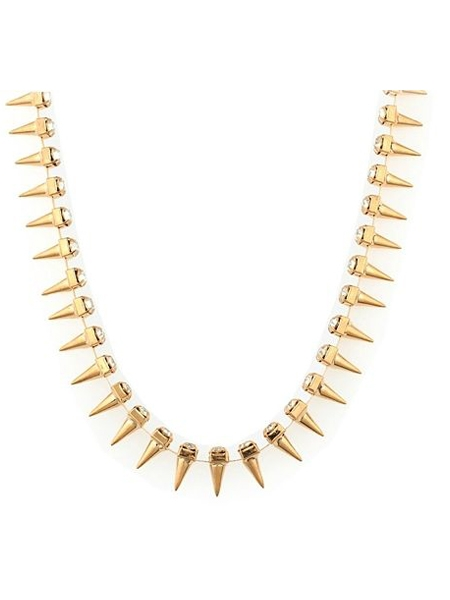 Flash Drill Rivet Clavicle Chain | Choies