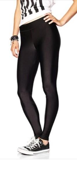 pants black high waisted leggings