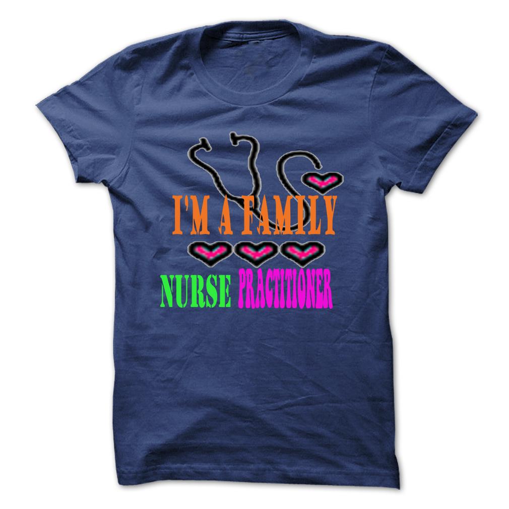 Nurse Practitioner T-Shirt & Hoodie