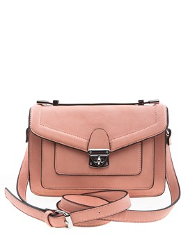 A small pink shoulder bag. Buy your bags online from have2have.eu