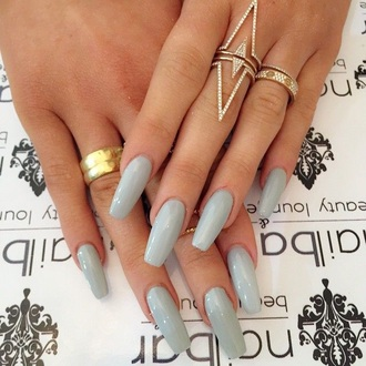 nail polish nails ring jewelry jewels gold ring bling kylie jenner jewelry kylie jenner