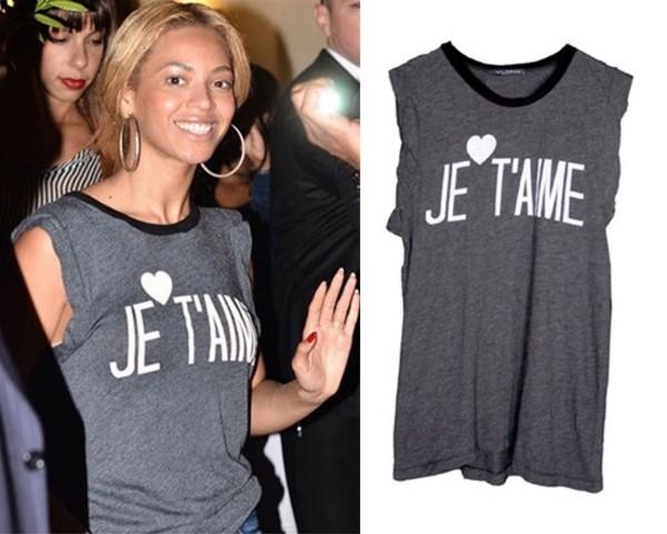 t-shirt beyonce
