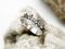 Handmade vintage imperial crown 925 sterling silver ring