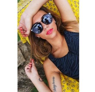 sunglasses round sunglasses miu miu wildfox