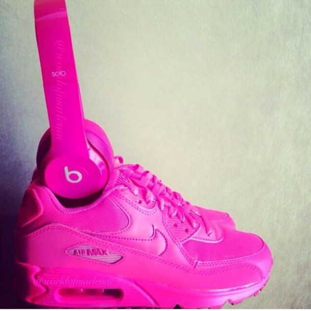 AIR MAX 90A fucsia