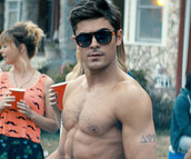 sunglasses,topless,aztec,zac efron,gold,sparkle jewelry,stuff,cool girl style