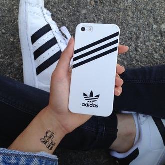 phone cover white adidas iphone6s plus iphone case