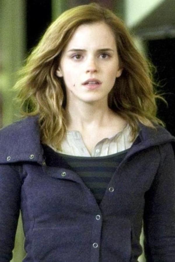 jacket harry potter emma watson hermione hogwarts