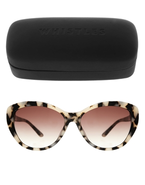 Whistles | Whistles Olivia Cat Eye Sunglasses at ASOS