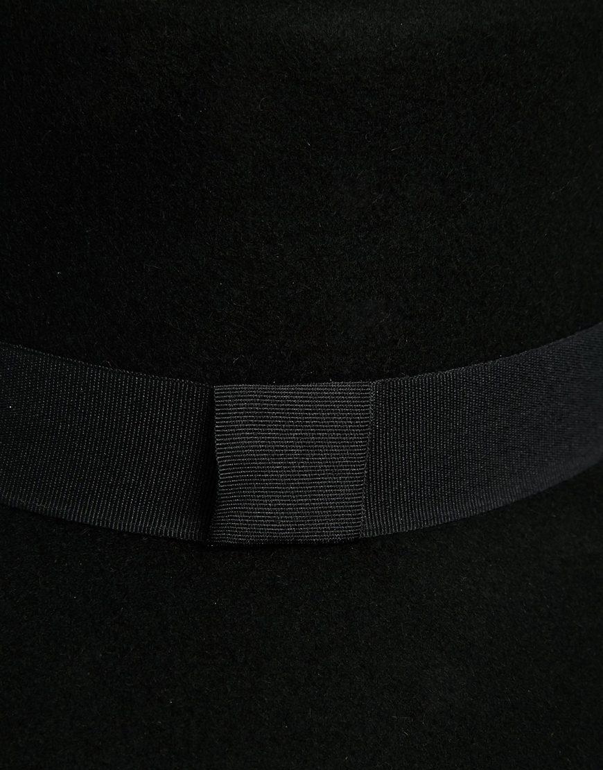 ASOS Matador Felt Hat at asos.com