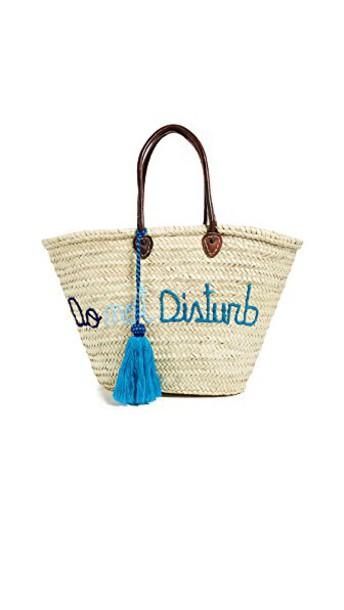 Soeur Du Maroc blue bag