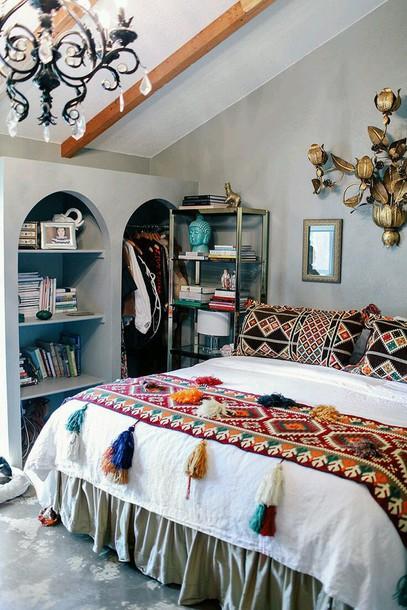 Home accessory boho chic boho dress boho boho bedding - Deco style boheme chic ...