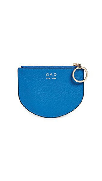 OAD mini pouch sea blue bag