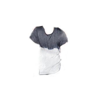 t-shirt dip dyed