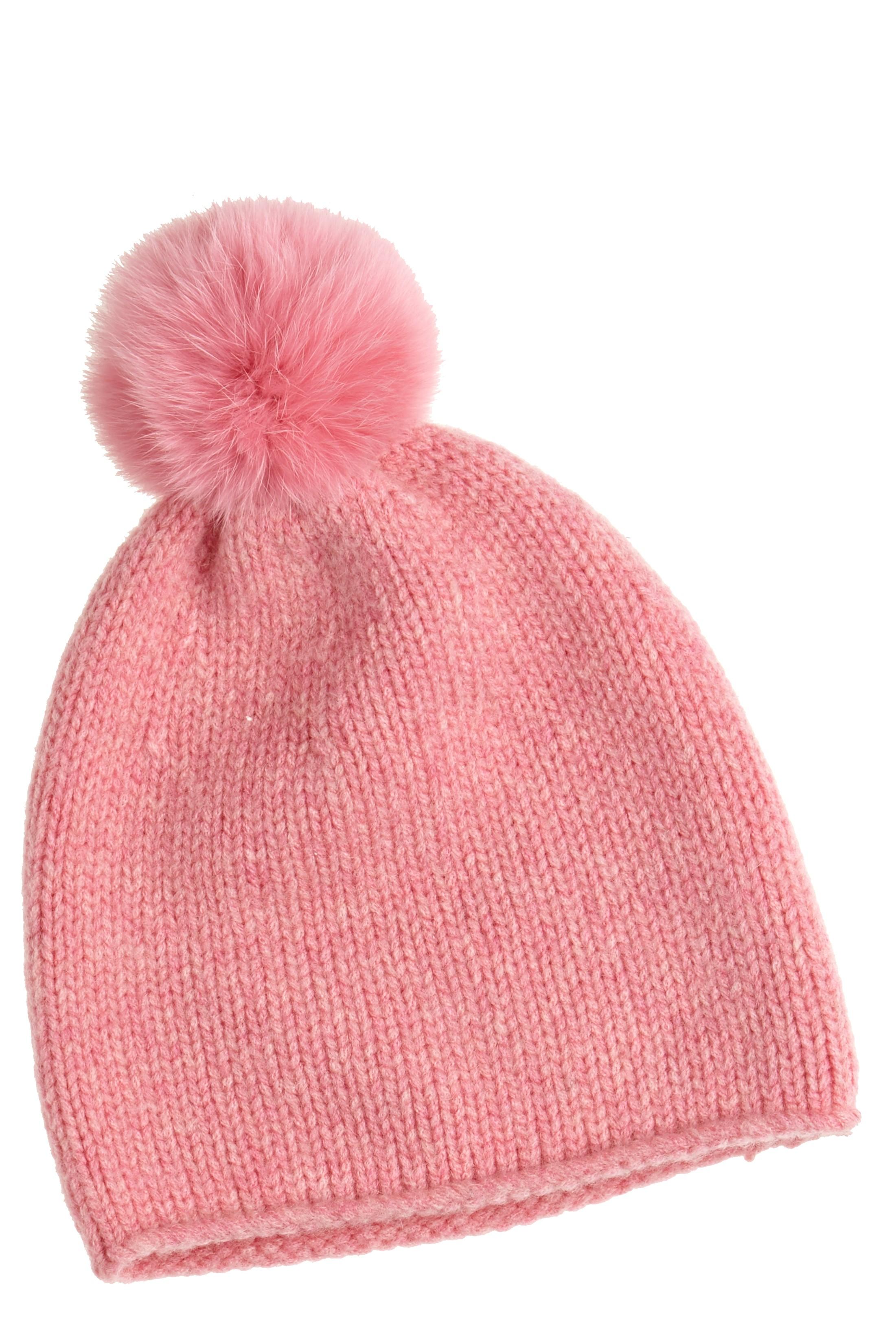 Takara Fur Pom Pom Hat | Calypso St. Barth