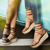 shoes,sandals,sandal heels,summer,summer shoes,espadrilles,wedges,heels,wedge sandals