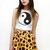 Crying Shame Yin-Yang Crop Top | Tarte Vintage